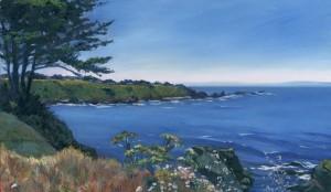 Sunny Mendocino Coast