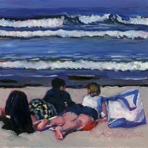Love at a Beach