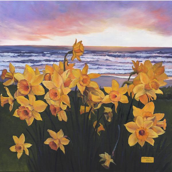 Daffodils Glow