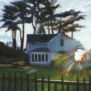 House in Light