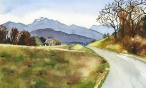 576. Follow a Road