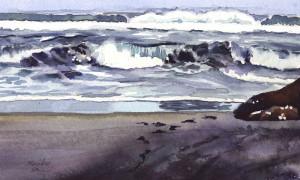 808. Waves at Seaside Beach_blog