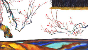 847. Plum Trees_blog