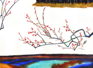 847_2. Plum Trees_blog