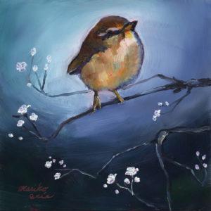 853. A Bird in Spring_blog
